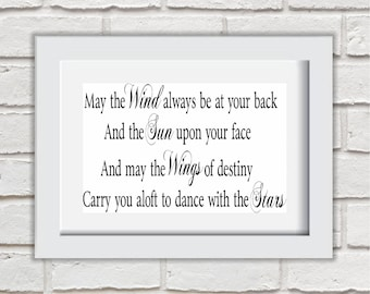 May The Wind Etsy