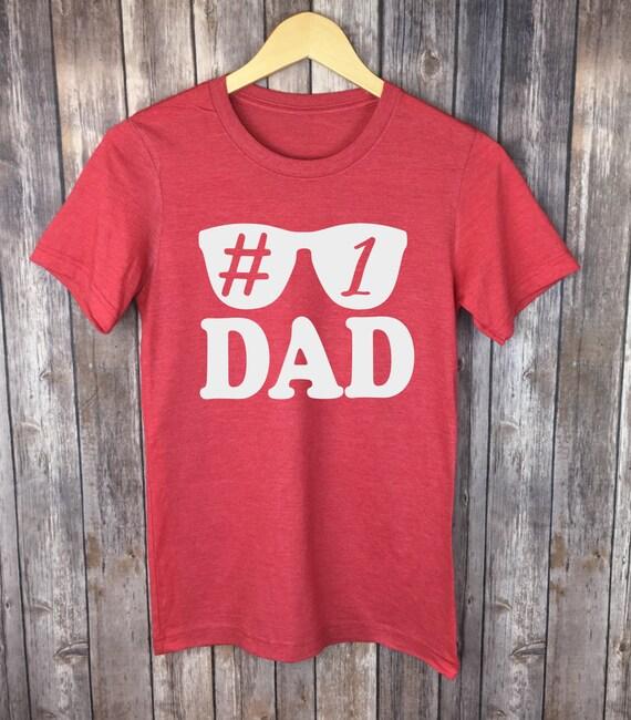 Dad Svg Number 1 Dad Svg Dad Dxf Glasses Svg Dad Etsy