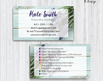 Yl Business Card Etsy