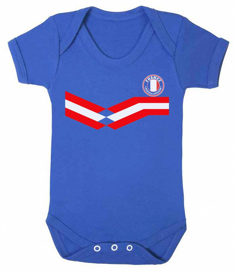 PORTUGAL World Cup 2018 BABYGROW FOOTBALL New Style Retro