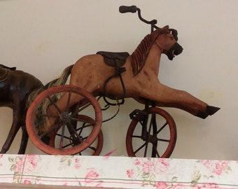 Vintage Velocipede Toy