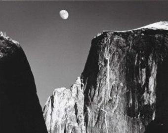 Yosemite Beautiful 10x8 In Photo-Print Half Dome