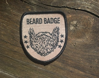 The Beard Badge