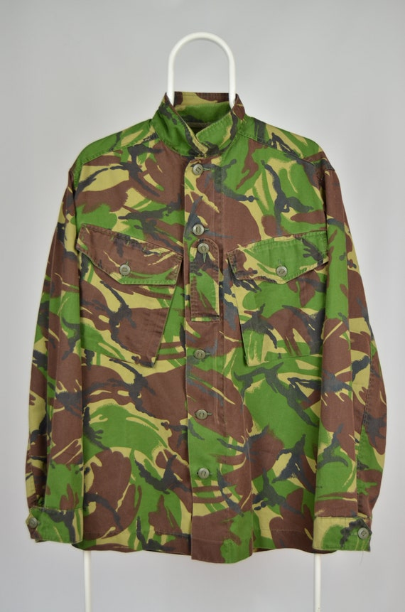 Mens Army Camouflage military camo T Shirt Combat Woodland DPM