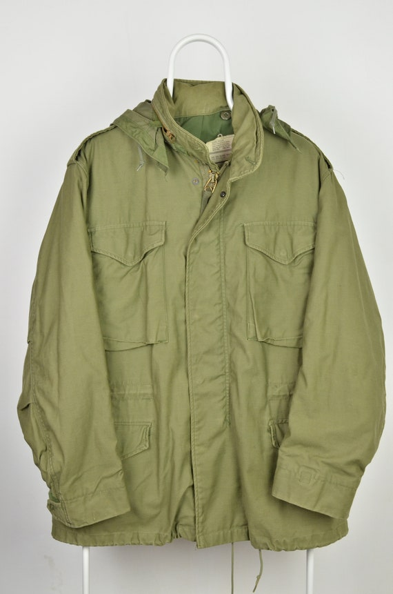 Men's Alpha Industries Scovill M 65 Field Jacket V