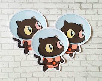 Cookie Cat   Steven Universe   Vinyl Sticker