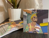 All-Occasion Anderson Paak Greeting Cards - Pack of 8