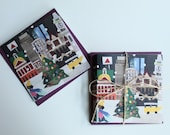 Christmas in Boston Holiday Cards - 8-Count