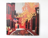 Beacon Hill Canvas Print (12 inches x 12 inches)