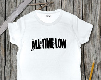 All Time Low Sketch T-Shirt | SketchTee