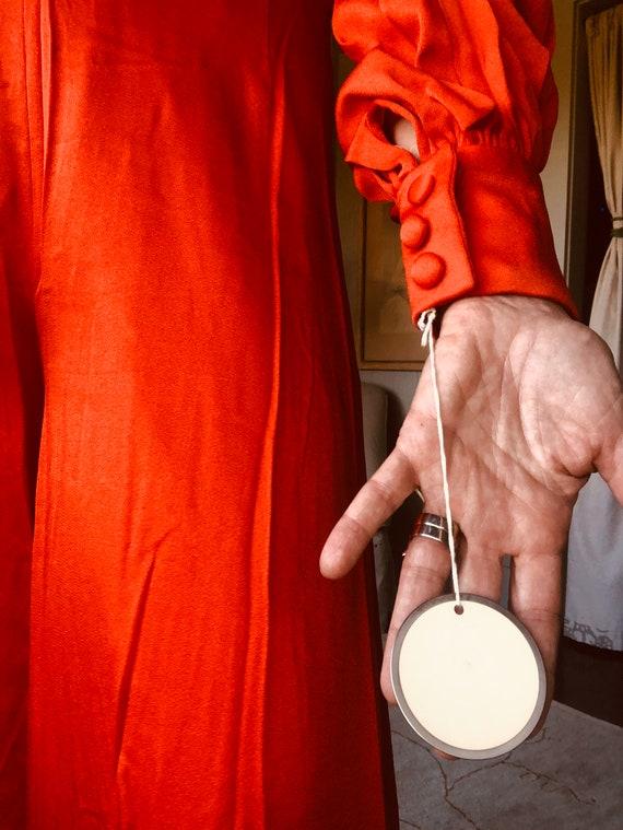 70s Jumpsuit, Palazzo Pants, 70s Pant Suit, Disco… - image 9