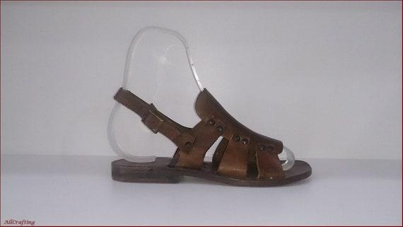 49fa91ec3ea02 Ancient Gladiator Sandals Women Sandals Elegant Strap
