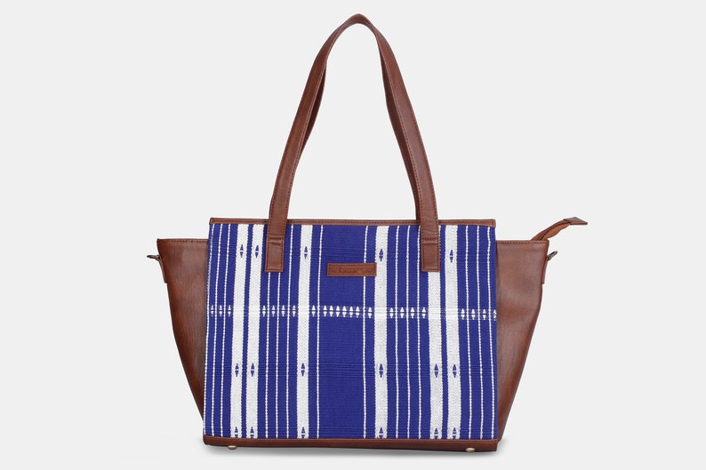 weekender travel bag custom fabric handbags boho crossbody bag Vegan leather bag large tote bag
