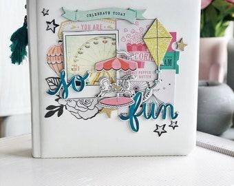 Baby book(photo album)