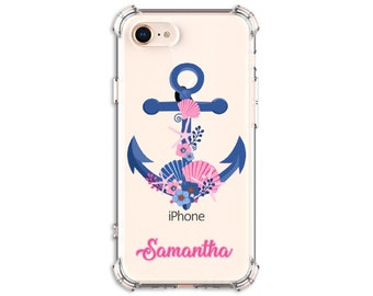 finest selection b4d36 68358 Anchor phone case | Etsy