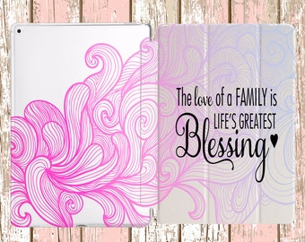 Blessings Quote for iPad Air, iPad Air 2, iPad pro, iPad 10.5, iPad Mini 4