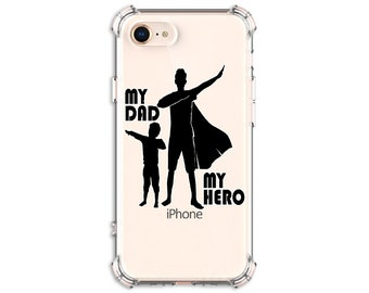 Father's day gift from son Phone case iPhone se, 7 plus, 8, 8 Plus, X, Xs MAX, XR, 11, 11 pro, Galaxy S10, S10 Plus, S9, s9 plus, Note 9