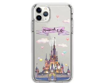 Heavy Duty Castle Clear Protective Hybrid Case, iPhone 8, 8 Plus, X, Xs MAX, XR, 11, 11 Pro, 11 Pro Max, Galaxy A20 A30 LG Stylo 5, Aristo 3