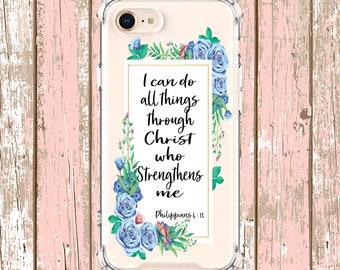 Bible Scripture 4:13, iPhone SE, 6, 6 plus, 7, 7 plus, 8, 8 Plus, X, Xs, Xs MAX, XR, Samsung Galaxy S8, S8 Plus, S9, s9 plus, Note 8, Note 9