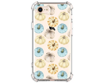 Pretty Pumpkins Phone case, iPhone 11, iPhone 11 Pro, iPhone 11 Pro Max, iPhone XR, iPhone 8, Galaxy S10, Galaxy S10 Plus, Note 10, Note 20