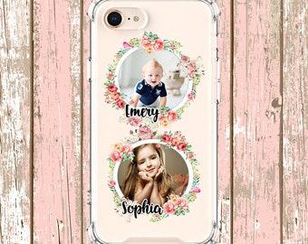 Floral Pictures custom, iPhone 6, 6 plus, 7, 7 plus, 8, 8 Plus, X, Xs, Xs MAX, XR, Samsung Galaxy S8, S8 Plus, S9, s9 plus, Note 8, Note 9