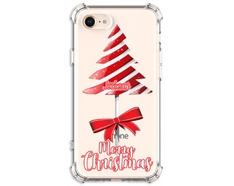 Christmas Candy Cane Case, iPhone 6, 6 plus, 7, 7 plus, 8, 8 Plus, X, Xs, Xs MAX, XR, Galaxy S8, S8 Plus, S9, s9 plus, Note 8, Note 9