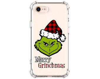 Grinchmas, Marry Grinchmas, Grinch Christmas, iPhone 12, 12 pro, X, Xs MAX, XR, iPhone 11, Galaxy S10 Plus, S20 FE, S20, Note 8, Note 9, 10
