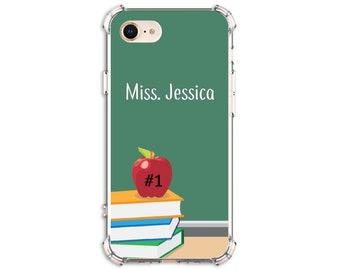 Best Teacher Gift, Back to school, iPhone SE, 6, 7, 8, 8 Plus, X, Xs MAX, XR, Galaxy S10, S10e, S8 Plus, S9, s9 plus, Note 8, Note 9