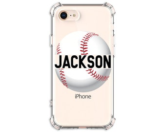 Baseball Personalized case, iPhone 6, 6 plus, 7, 7 plus, 8, 8 Plus, X, Xs, Xs MAX, XR, Galaxy S8, S8 Plus, S9, s9 plus, Note 8, Note 9, S10