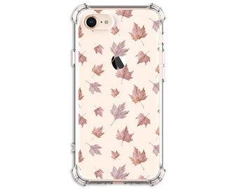 Fall Leaves, Autumn leaves Phone Case, iPhone 11, 11 Pro, 8, X, Xs MAX, XR, Samsung Galaxy S8, S8 Plus, S9, s9 plus, Note 8, Note 9, Note 20
