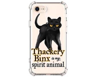 Thackery Binx Cat Phone Case, iPhone 11, 11 Pro, 8, 8 Plus, X, Xs, Xs MAX, XR, Samsung Galaxy S8, S8 Plus, S9, s9 plus, Note 8, Note 9,