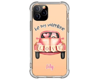 Valentine Gnome, Be my valentine iPhone Case, iPhone 12, 8 Plus, Xs MAX, XR, iPhone 11, iPhone 12 pro, Galaxy S20, s9 plus, Note 20, Note 9