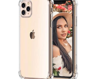 Clear Phone Case for iPhone 6, 6 plus, 7, 7 plus, 8, 8 Plus, X, Xs, Xs MAX, XR, Galaxy S8, S8 Plus, S9, s9 plus, Note 8, Note 9