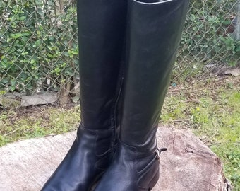 64ea9df088303 Tall knee boots 8 | Etsy