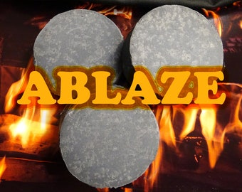 Ablaze - Detox Activated Charcoal Soap