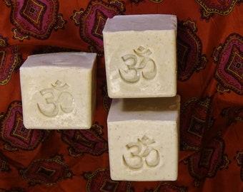 OHM - Tibetan Yak Milk Soap