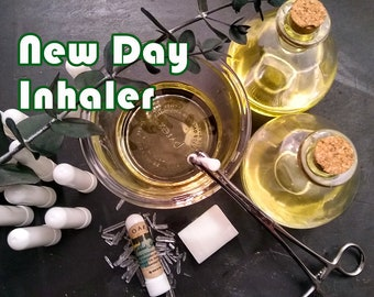 New Day - Sinus Relief Inhaler - All Natural