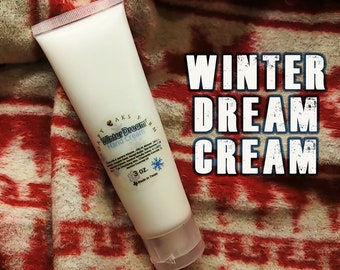 Winter Dream Cream - Vegan Hand Lotion