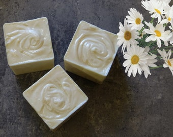 Peaceful Chamomile Goat Milk Soap
