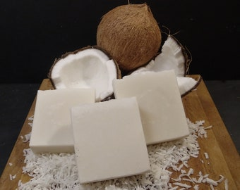 Coconut Decadence - Real Coconut Soap