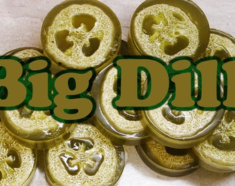 Big Dill - Cucumber Glycerin Soap