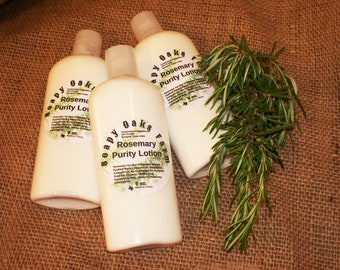 Rosemary Body Lotion (Vegan)