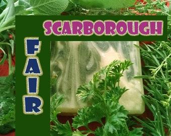 Scarborough Fair Goat Milk & Herbal Soap