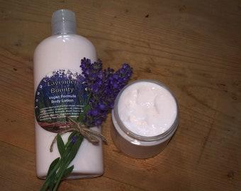 Lavender Bounty Lotion -Vegan Moisture Rich Body Lotion