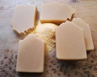 Buttermilk & Cornmeal Renew Soap