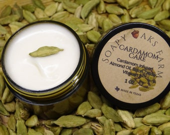 Cardamom Care Bison Tallow Cream