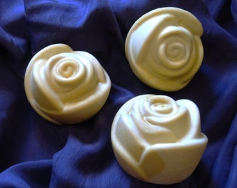 Texas Yellow Rose- Elegant Goat Milk Hand Soap