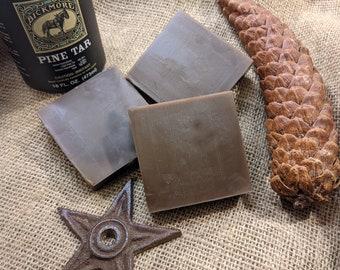 Scalp Defend -Pine Tar Soap