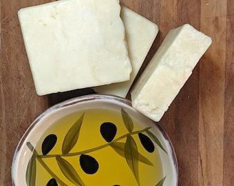 Castile Soap Bar Natural & Gentle
