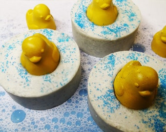 Bubbly Ducky - Natural Gentle Soap